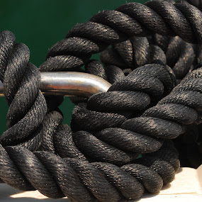 rope by Dijana Zekan - Novices Only Objects & Still Life