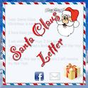Santa Claus Letter logo