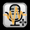 Audio Record Service Plus icon