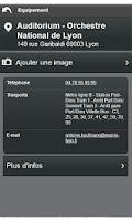 Screenshot of Aigle Mobile