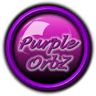 Purple Orbz Icon Pack icon