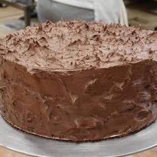 Chocolate Applesauce Cake II.
