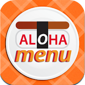 Aloha Menu Hawaii