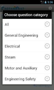 CaptainQuiz Engineering- screenshot thumbnail