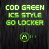 COD Green Laser ICS Go Locker