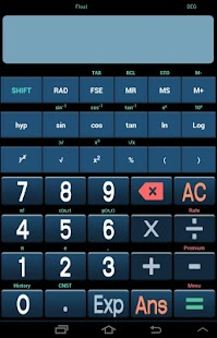 Scientific Calculator Pro- screenshot thumbnail