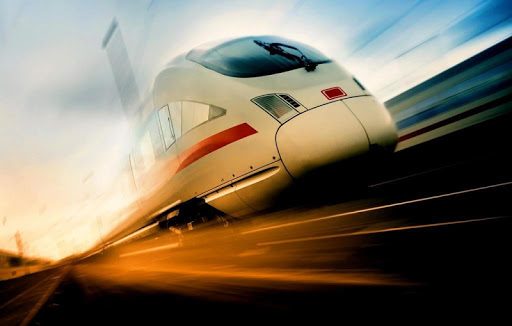 Bullet Train Wallpapers HD