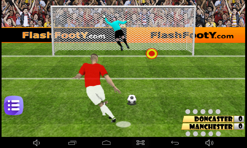 PenaltyShooters Football Games- screenshot