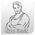 Gym Book: training notebook* logo