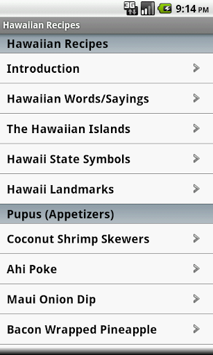 Hawaiian Recipes Free
