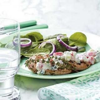 Greek Pork Cutlets.