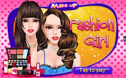 Make Up Salon! - screenshot thumbnail