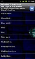 Screenshot of Wolfenstein 3D Soundboard
