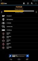 Screenshot of Killzone 3 stats