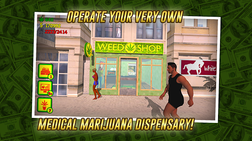[18+] Weed Shop The Game v1.66 [Mod Money]