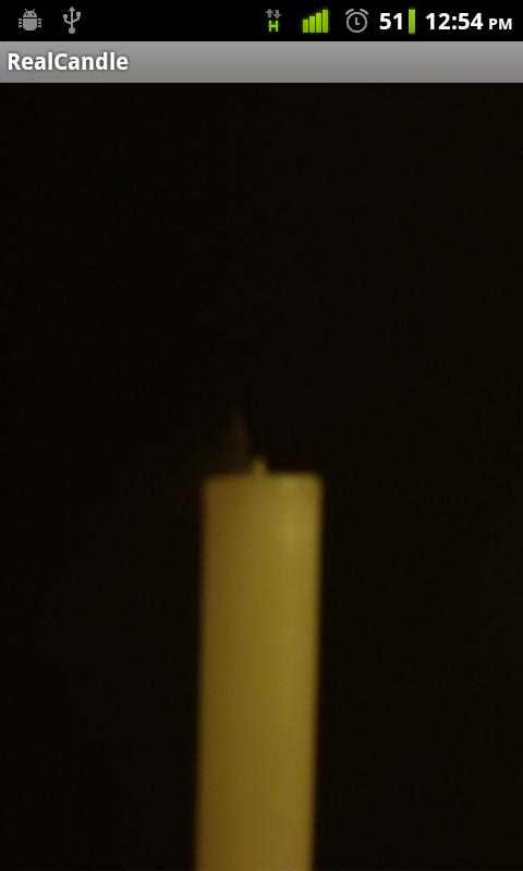 Real Candle Free - screenshot