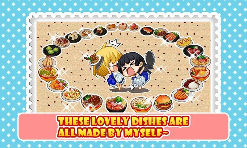 Moe Girl Cafe - screenshot