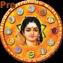 Horoscope Telugu Pro icon