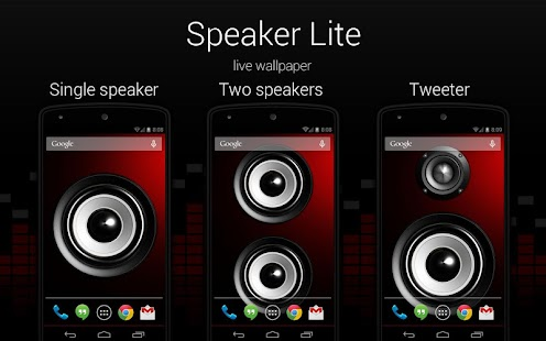 Speaker LITE- screenshot thumbnail