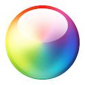 Oscki Colour Wheel icon