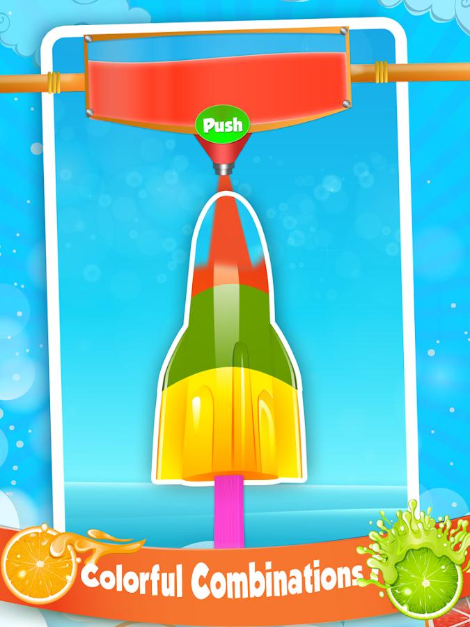 Ice Candy Maker - screenshot