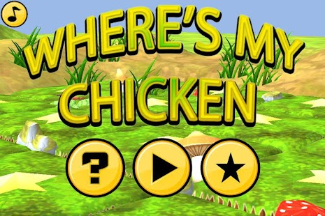 Where's my Chicken : 2 Players