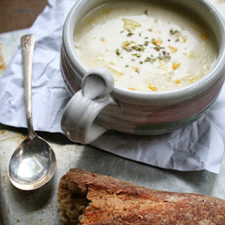 Healthy (ish) Corn Chowder