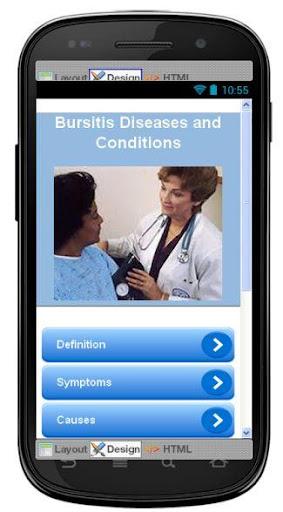 Bursitis Disease Symptoms
