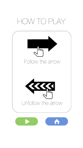 Swipe the Arrows 滑箭头