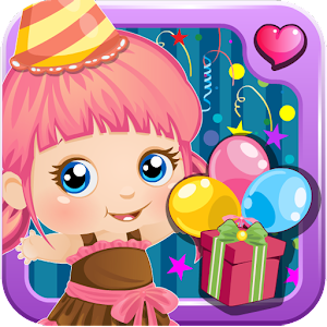 Birthday Party for Baby Alice 休閒 App Store-愛順發玩APP