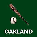 Oakland Baseball Fan App