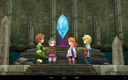 FINAL FANTASY III: miniatura de captura de pantalla