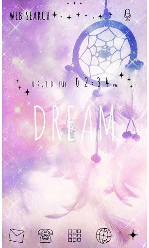 かわいい壁紙・アイコン-DREAMS-無料きせかえ