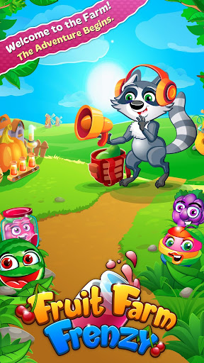 Fruit Farm Frenzy