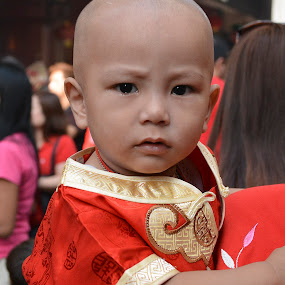 My Son is a Shaolin by DioLan Jaurigue - Babies & Children Child Portraits