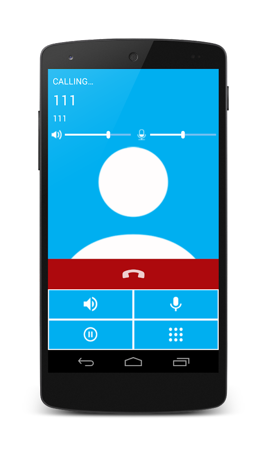 Pronto Dialer- screenshot