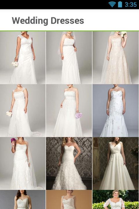 Wedding dresses android apps on google play for Wedding dress shops in dc