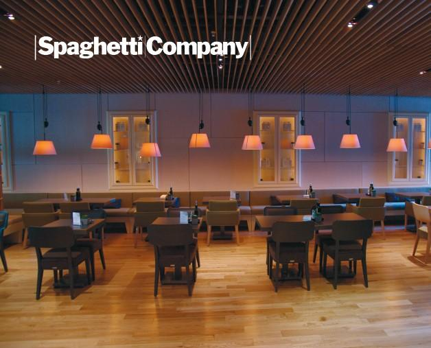 Spaghetti Company- screenshot