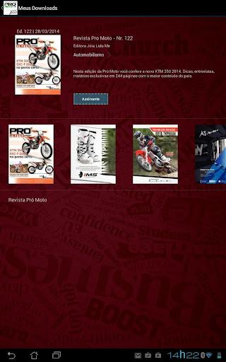 Pro Moto Magazine