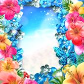 Hibiscus LiveWallpaper