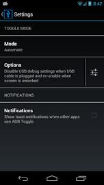 ADB Toggle (ROOT/USB) Screenshot 2