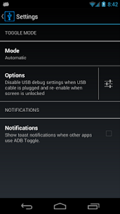 ADB Toggle (ROOT/USB)- screenshot thumbnail