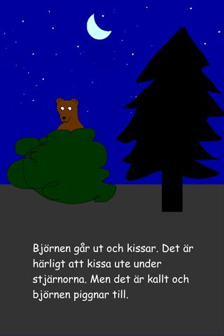 Betil och björnen- screenshot