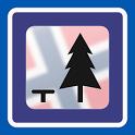 Rasteplasser icon