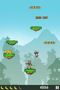 Gorilla Jump FREE - screenshot thumbnail