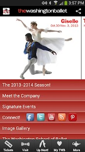 The Washington Ballet - screenshot thumbnail