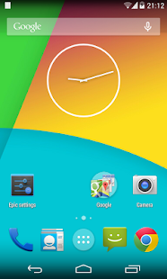Go Launcher EX - The Free Android Apps and Games APK ...