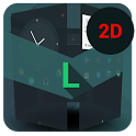 Next Launcher Theme L2D icon