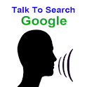 Talk To Search Google logo