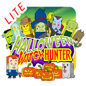 Halloween Witch Hunter Lite